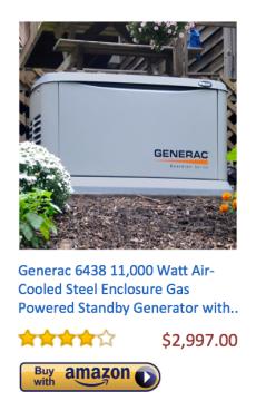 Generac-6438-11000Watt-Generator