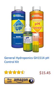 General-Hydroponics-1514-pH-Control-Kit